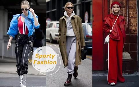 別再當邋遢魚干女!4種又潮又舒適的運動服穿搭示範就在這裡!