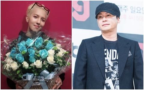YG社長楊賢碩公開對話內容狠嗆Mnet!粉絲喊話「好好處理!不要害到宋旻浩」