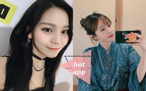 連TWICE都在用!近期下載量最高的6款韓妞自拍App!