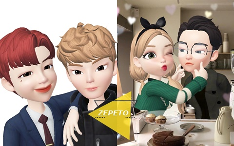 BT21也在用!韓妞&偶像都在瘋迷的ZEPETO製作你的小人偶♥