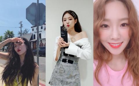 2018韓國女星IG追蹤人數TOP10!贏過JENNIE的是BLACKPINK的「她」!