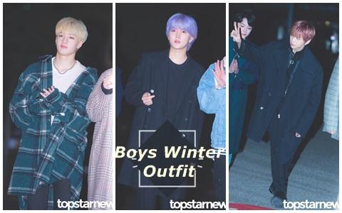 Wanna One、NU'EST W這樣穿!17位男團成員時尚上班路穿搭!