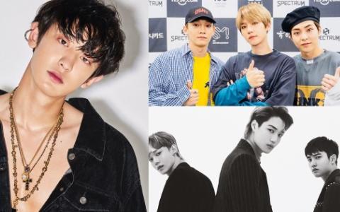 EXO再次出演《超人回來了》!成員「懷抱小孩」現身商場與粉絲「近距離」...網友直呼超羨慕!
