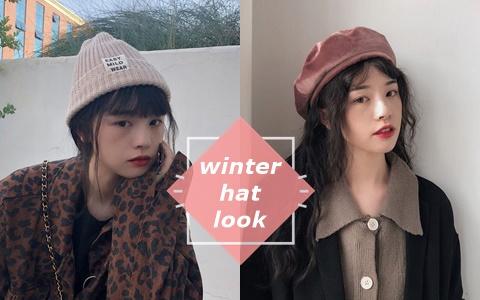 毛帽過冬太boring!2019年初必須入手的5款百搭冬季帽!