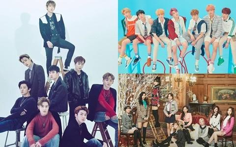 《2018 KBS 歌謠盛典》主持人公開...網友大讚「顏值爆表組合」!還有超過20組「豪華卡司」輪番上陣!