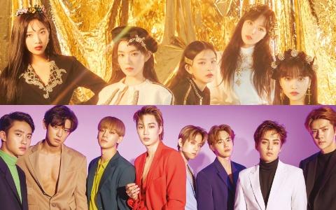 讓韓飯「超失望」的SM年曆,粉絲表示要SM多向JYP學習