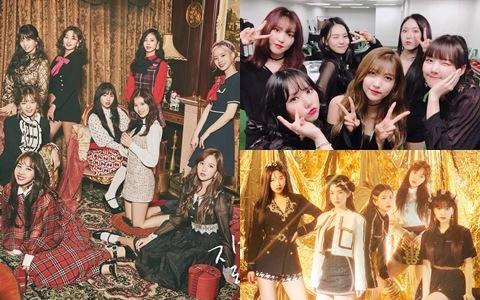 小公司也能出頭天!2018年「女團專輯總銷量TOP7」出爐...幾乎一半都不是三大社!