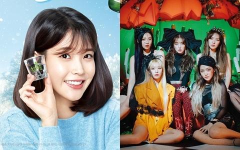 IU「四年」燒酒代言換人當...新代言人是Red Velvet「最強顏值」的她!
