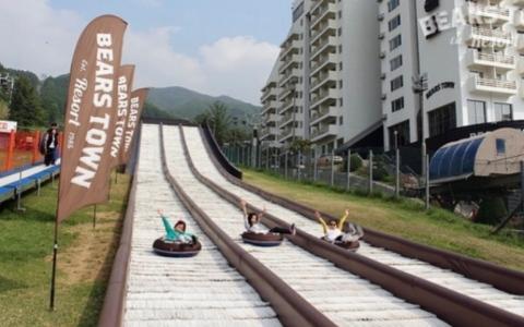 自己去玩也超方便!離首爾只要一小時就能到達的5個滑雪場