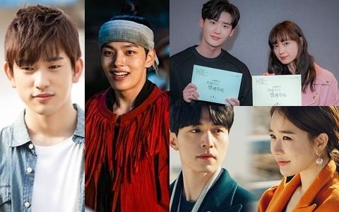 男星為戲「脫了」創下高收視!tvN 2019上半年韓劇列表...不僅有「鬼怪情侶檔」連 GOT7 珍榮都要來啦!