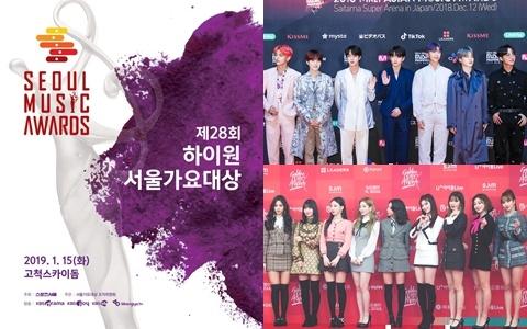 《首爾歌謠大賞》就在今晚!出席名單「歌手演員總出動」...EXO、SHINee 確定獲得人氣獎!