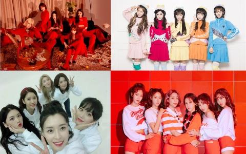盤點2019年「合約即將到期」的女團...繼Girl's Day後「她們」的去向也令人關注!
