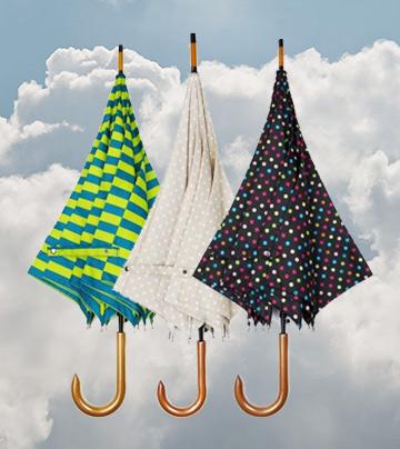 雨季來臨免驚! 平價品牌雨傘大PK