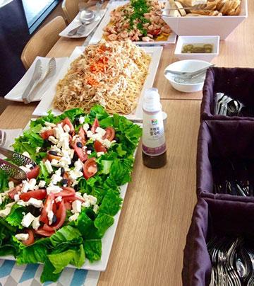 PIKI員工午餐也想吃這些!某公司內部食堂大公開