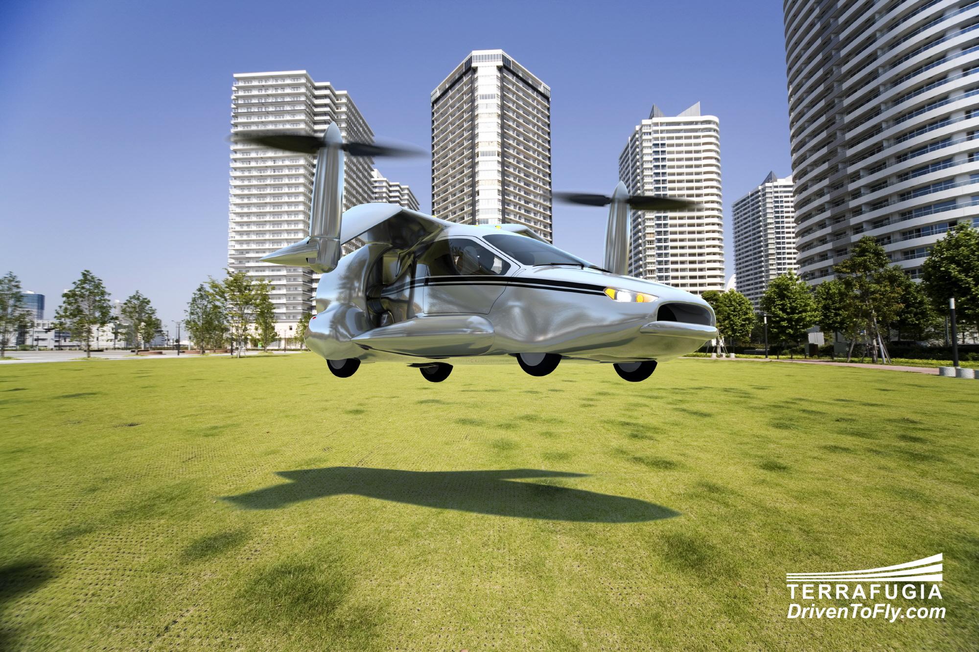 該公司目前推出的只是陽春版 未來計畫推出更時尚、具備流線造型的飛天車 到時候要價應該會破千萬台幣吧  01:11