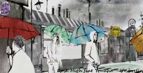 EPIK HIGH - 雨傘 (Feat. 高潤荷)