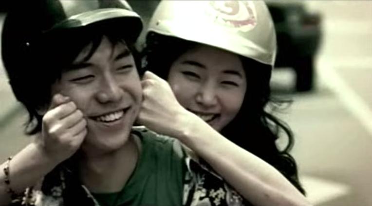 李昇基 - 因為你是我的女人 (2004) 歌又好聽,和金莎朗對戲的MV又超好看~像看連續劇一樣讓人入迷