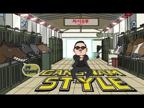 PSY - 江南Style (2012) 不用說韓國,全世界都在瘋的騎馬舞,這影響力是以上歌手之最!