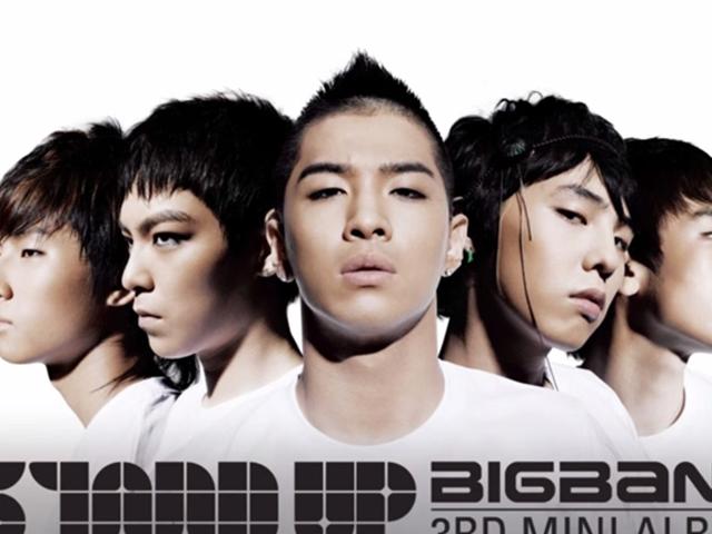 BIGBANG - 一天一天(Haru Haru)  (2008.08.08.)  綜藝節目《無限挑戰》都拿來模仿的一首名曲,就知道這首歌有多紅!