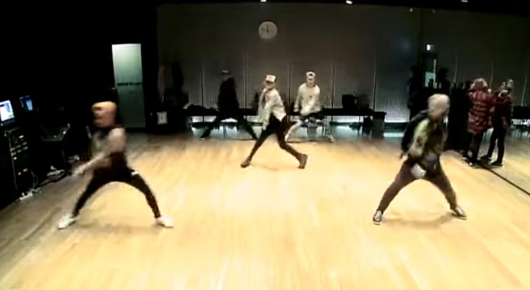 G-Dragon的《R.O.D》舞蹈練習影片~