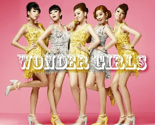 Wonder Girls - Nobody (2008)  當年一點都聽不懂韓文,但是因為副歌英文的旋律跟動作結果就跟著一起跳了XD