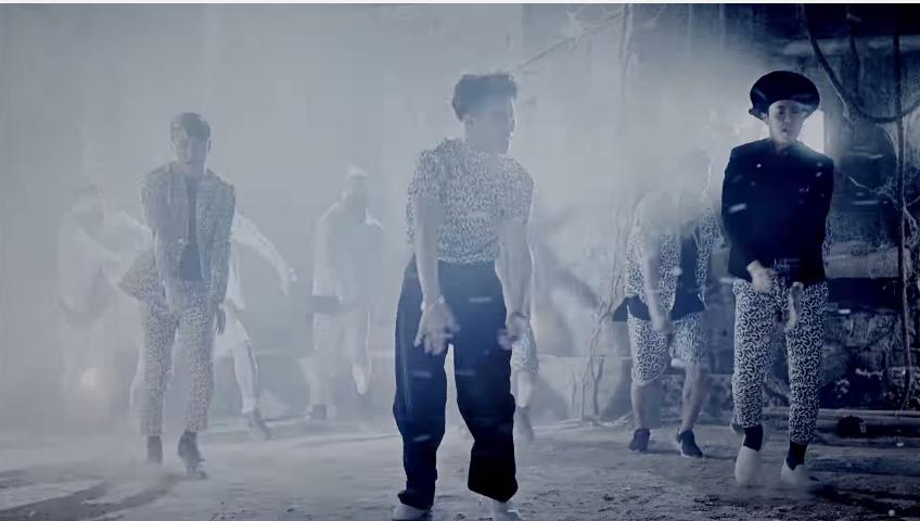 Block B子團 (2015年) 成員:P.O、B-Bomb、U-Kwon 代表作:Zero For Conduct