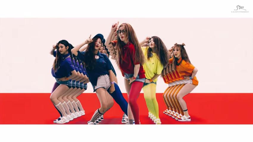 Red Velvet新歌《Dumb Dumb》節奏輕快,旋律新穎,推出不到2天,MV已突破260萬瀏覽次!人氣好旺呀~(恭喜恭喜)