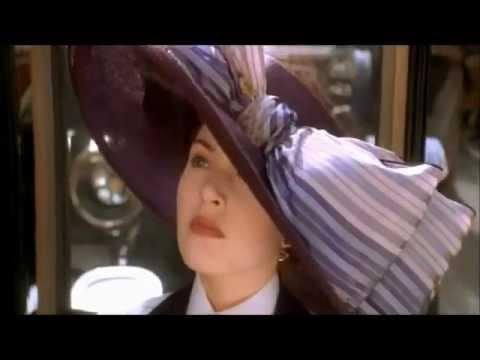 ▶ 鐵達尼號 - My Heart Will Go On 平緩到激昂,再到纏綿悱惻,一直到盪氣迴腸的尾聲,短短四分鐘的歌曲實際上是整部影片的濃縮版本。 電影之後此曲在全球銷量超過3000萬,並獲得1998奧斯卡最佳電影歌曲大獎; 演唱者席琳·狄翁也憑藉此曲成為音樂界的傳說..