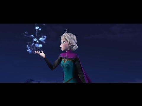 ▶ 冰雪奇緣- Let It Go 由克莉絲汀‧安德森‧羅培茲和勞勃‧羅培茲作曲作詞,伊迪娜·曼佐演唱的 OST <Let It Go>全球傳唱,並獲得奧斯卡最佳原創歌曲~