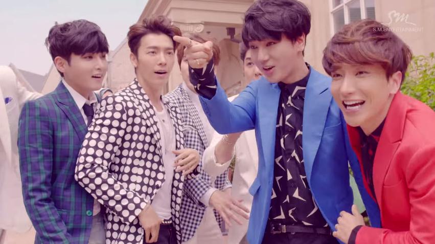 Super Junior - Magic (2015)  越活風格越年輕~老少年一點都不老