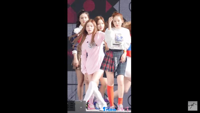 最後最後~讓我們用最可愛的Red Velvet成員Joy的單獨鏡頭做Ending吧~★★