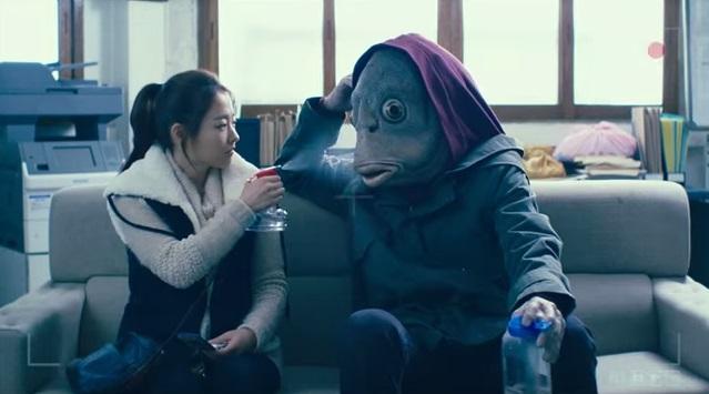 話說小編好期待光洙和朴寶英的新電影 ヽ(・∀・)ノ 也請大家多多支持這部「突然變異」哦!