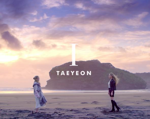 既然提到太妍就一定要偷偷宣傳一下,她 solo 專輯的主打歌《I》真的非常好聽(超級真摯的眼神)