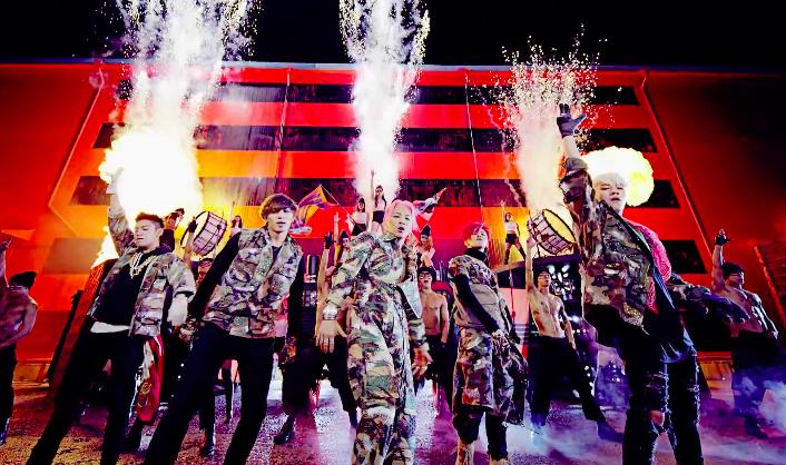 BIGBANG 的 'A' 總共賣出了「93,504 張」!