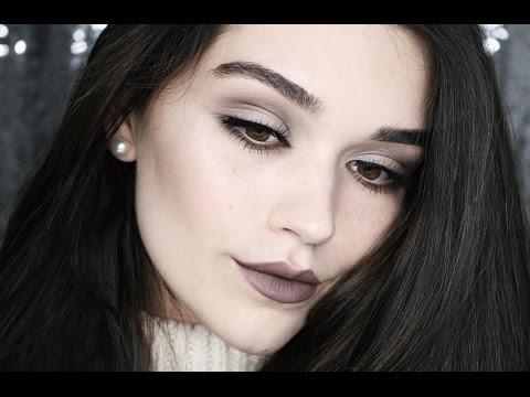#Cool Toned makeup look BANG-BANG 絕對的氣場妝,讓你的平板五官也馬上立體起來!  *影片無法播放時,請點擊至原出處觀看