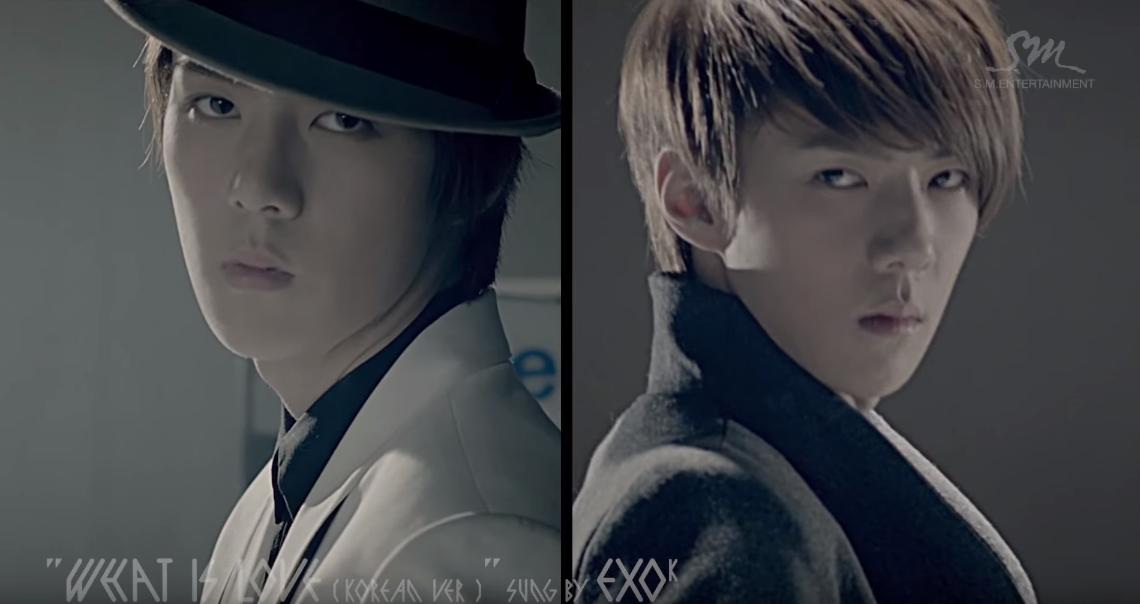 同樣也是 EXO 中舞蹈擔當的世勳,每個動作都很有力道,但又不失線條感。