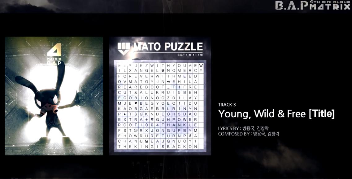 聽完這次專輯的 Highlight Medley 後,只有「B.A.P 真的回來了!」這個想法而已 ㅠ_ㅠ