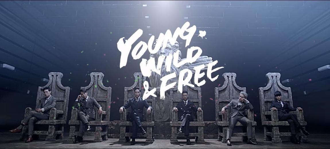 說了那麼多,大家還是自己點開《Young, Wild & Free》MV,一開始的獨白,真的每聽一次都會心動一次啊´ω`