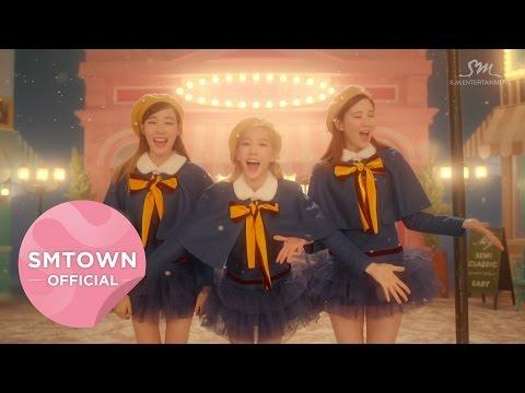 少女時代-太蒂徐 - 'Dear Santa' MV Teaser 2. 超可愛的SM公主預告片  *無法播放時,請點連接至原出處觀看