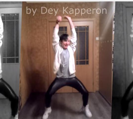 俄羅斯粉絲的Dance Cover