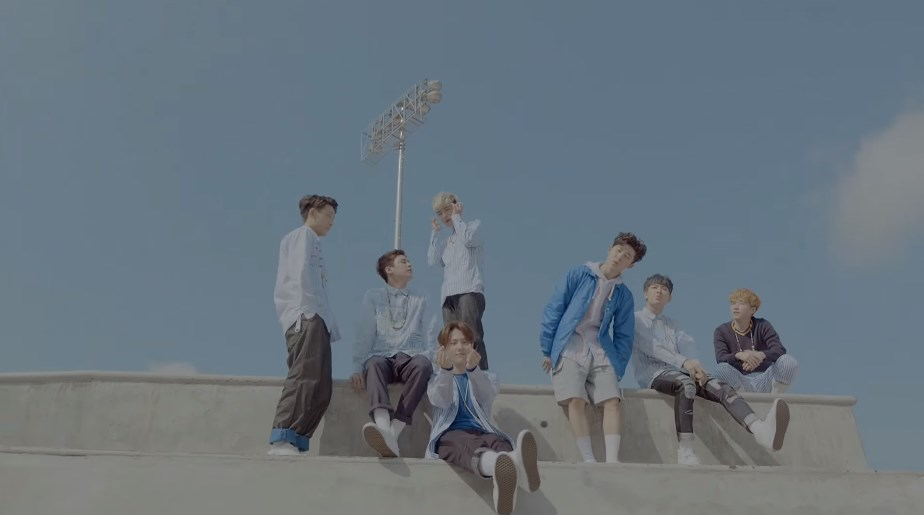 2.iKON - MY TYPE