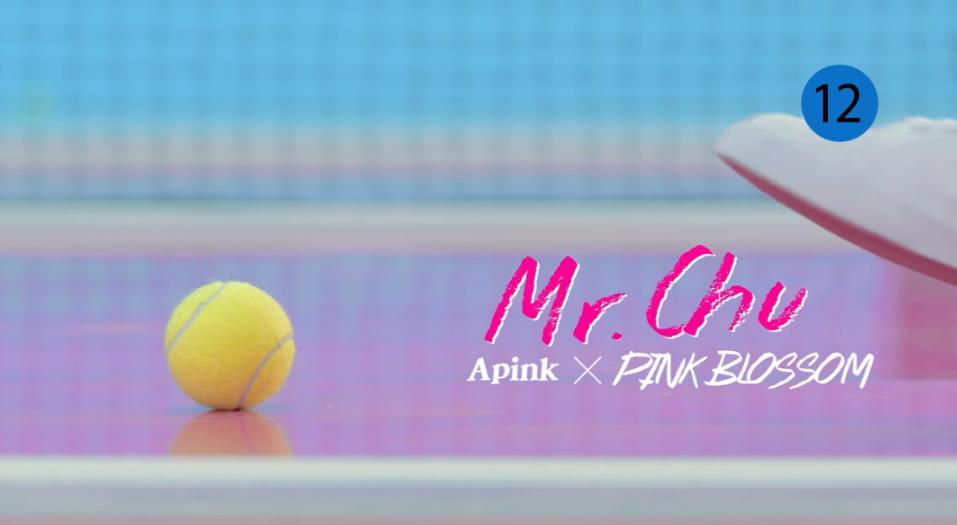 ★ No.10 :: Apink 'Mr.Chu'(10,578 分)  * 無法播放時,請直接按出處
