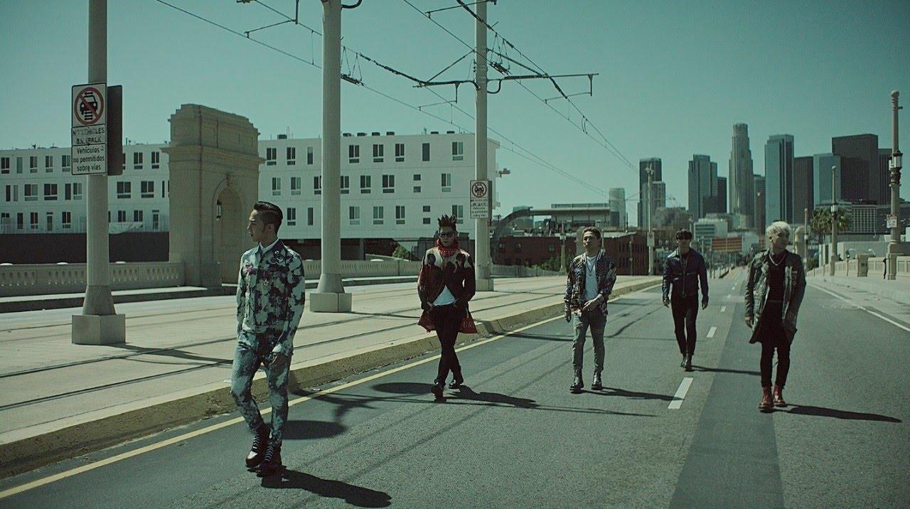 #7.BIGBANG_LOSER (4月) 從今年5月開始到8月 每個月都推出新曲的BIGBANG 往年只要出輯就是音源的保證 這次一回歸就長達3個月 讓其他歌手想避也很難避開