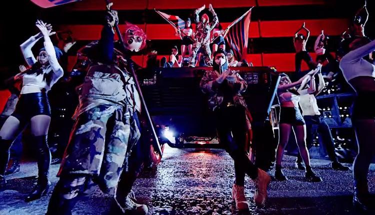第2名 BIGBANG - BANG BANG BANG 播放次數: 1,611,355