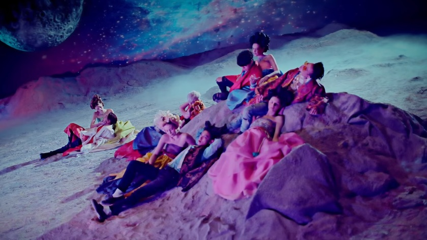 ♪第9名 BIGBANG - BAE BAE