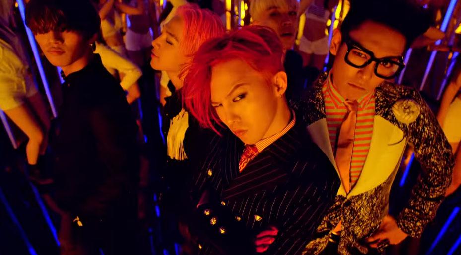 ♪第4名 BIGBANG - BANG BANG BANG BIGBANG 真的很猛,很多首都中了!!