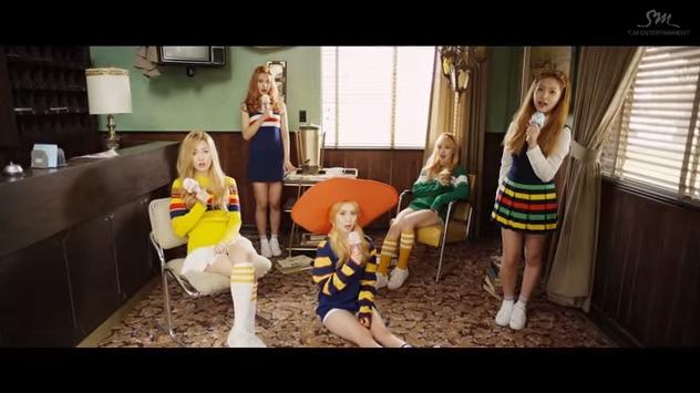 ♪第4名  Red Velvet  – Ice Cream Cake