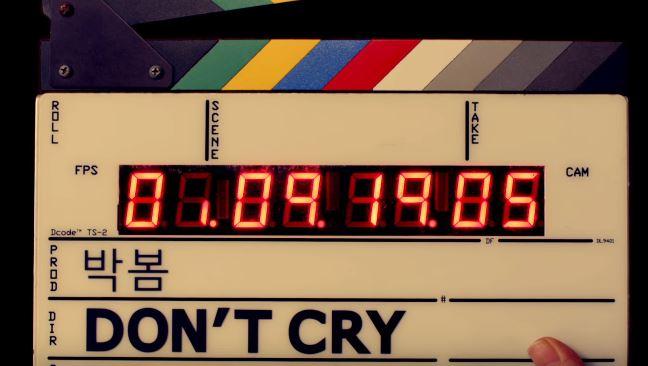 朴春 - DON'T CRY