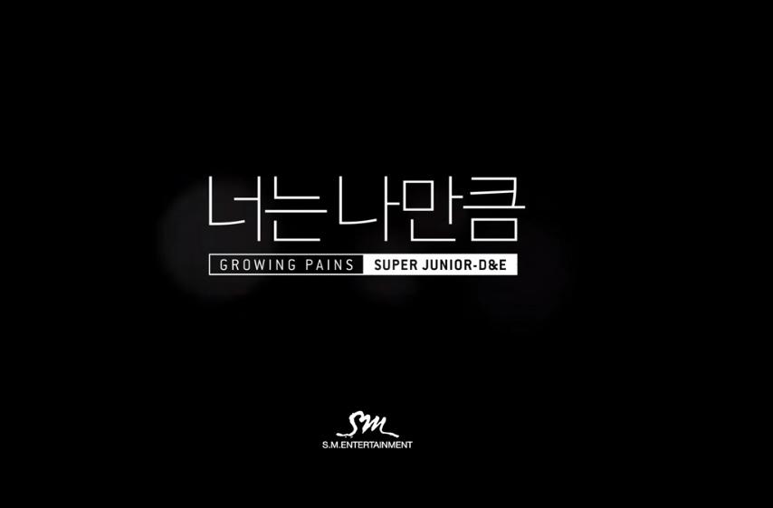 ♡ TOP 7 :: SUPER JUNIOR-D&E《Growing Pains》