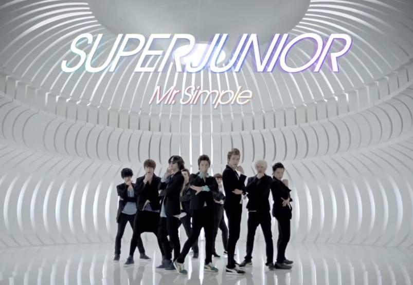 ♡ TOP 3 :: Super Junior《Mr.Simple》